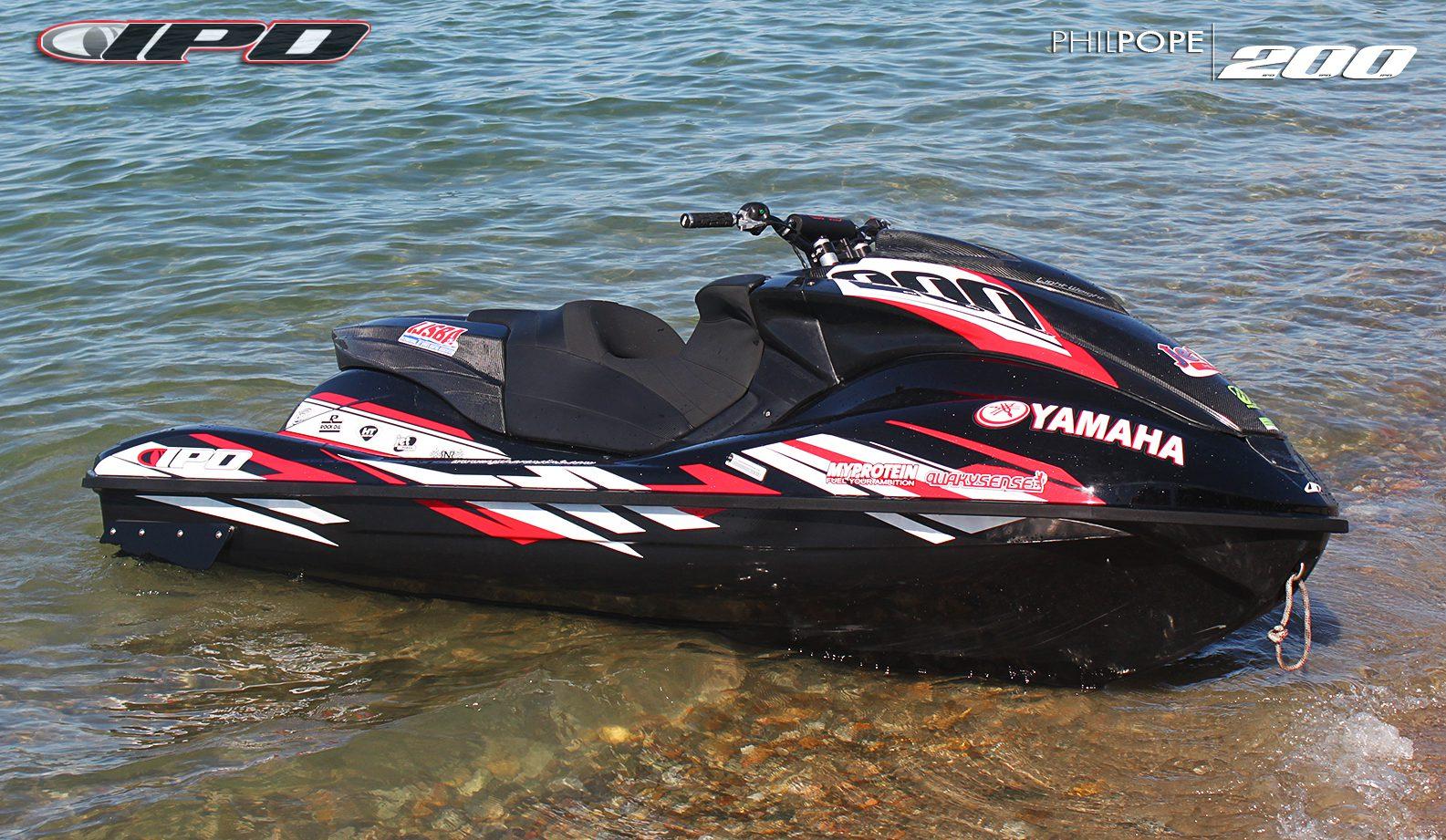 Yamaha fzs fzr graphics gallery ipd jet ski graphics for Jet ski prices yamaha