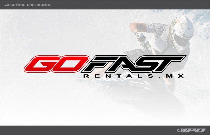 Go Fast Rentals Logo (V4)