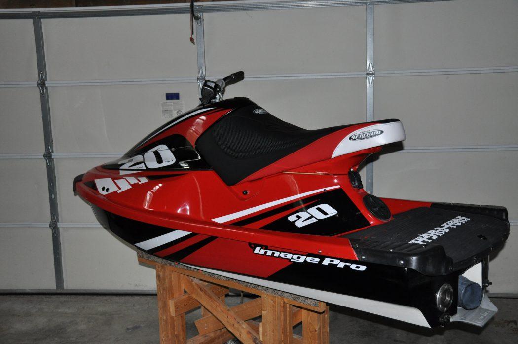 GK-11-WB installed on Ryan Redmond's Yamaha WaveBlaster