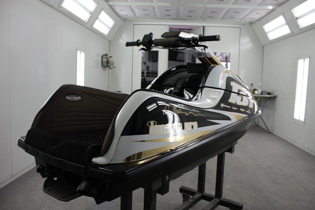 GK-16-SXR installed on an IPD Kawasaki SXR