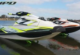 Yamaha Squarenose Superjet Graphics Gallery IPD Jet Ski
