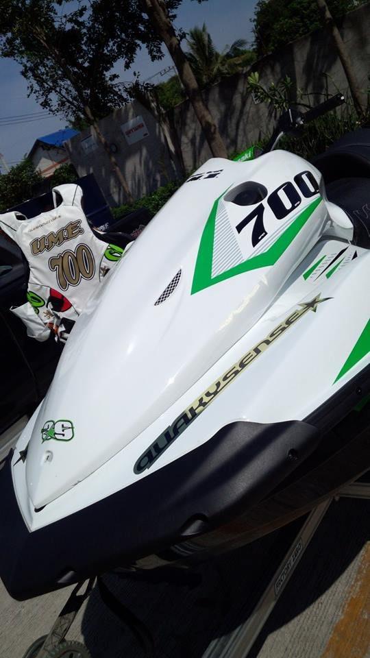 GK-SC2-ULT300 installed on Yuichi Umehara's Ultra 300