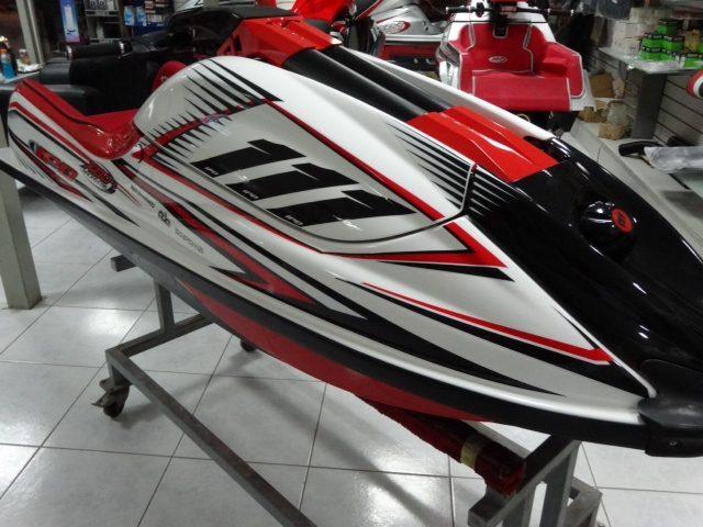 GK-TM2-SXR installed on XBJ Racing's Kawasaki SXR