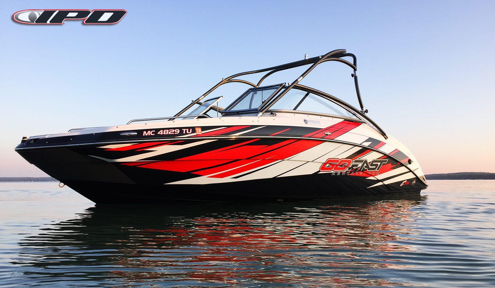 3a819162f9 Custom Designed Boat Graphics Kit (50% Deposit) – IPD Jet Ski Graphics