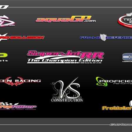 Custom Logo Design (Go Fast Rental Category Logo Design)