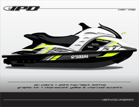 Yamaha Gpr Graphics Kit
