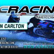 JC Racing Business Card Design